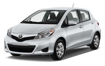 Toyota Yaris Diesel (or similar)