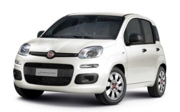 Fiat Panda (or similar)