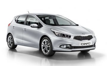 Kia Ceed (or similar)