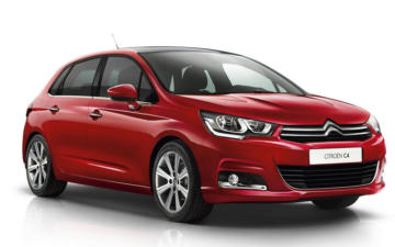 Citroen C4 (or similar)