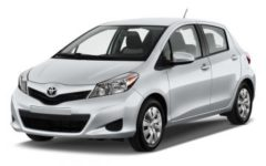 Toyota Yaris Diesel (or similar)