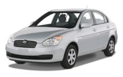 Hyundai Accent (or similar)