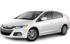 Honda Insight (or similar)