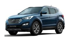 Hyundai Santa Fe (or similar)