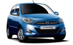 Hyundai I10 (or similar)